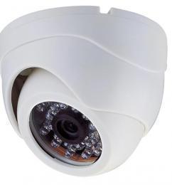 红外防暴半球型网络摄像机